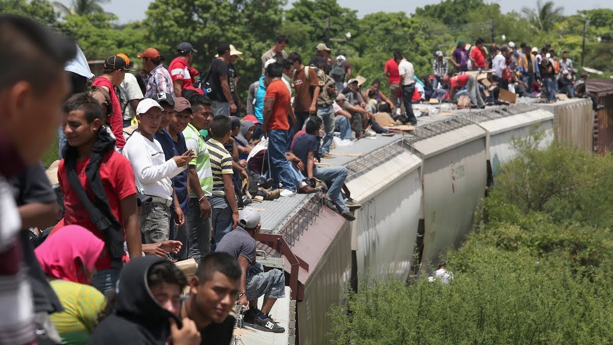 Mexico announces a plan to tackle climate refugees and migration