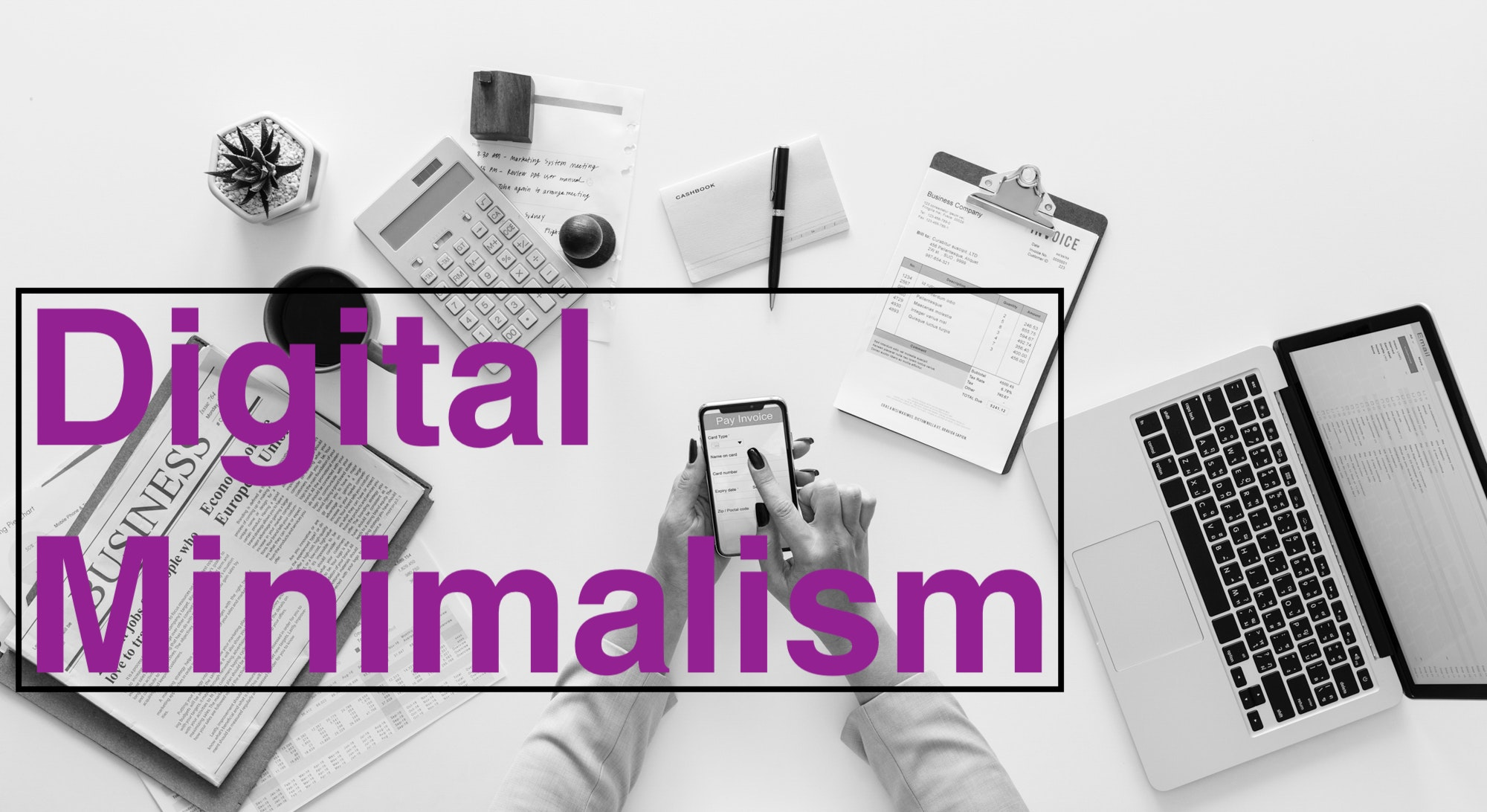 Do Leaders need Digital Minimalism?