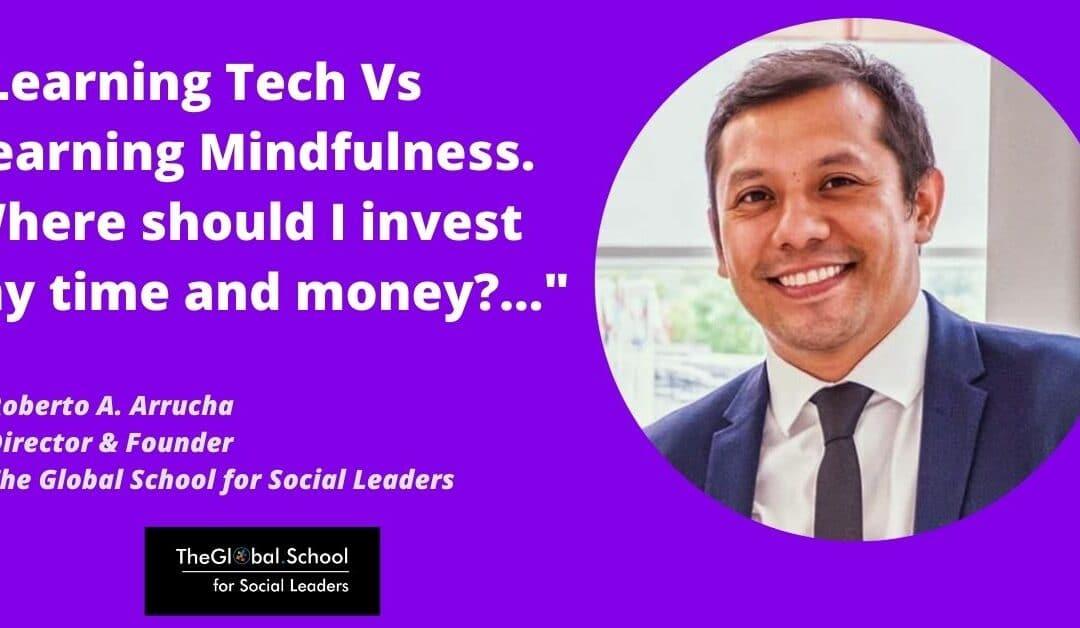 Tech vs Mindfulness?