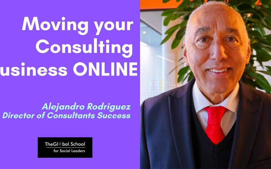 How consulting businesses are working online