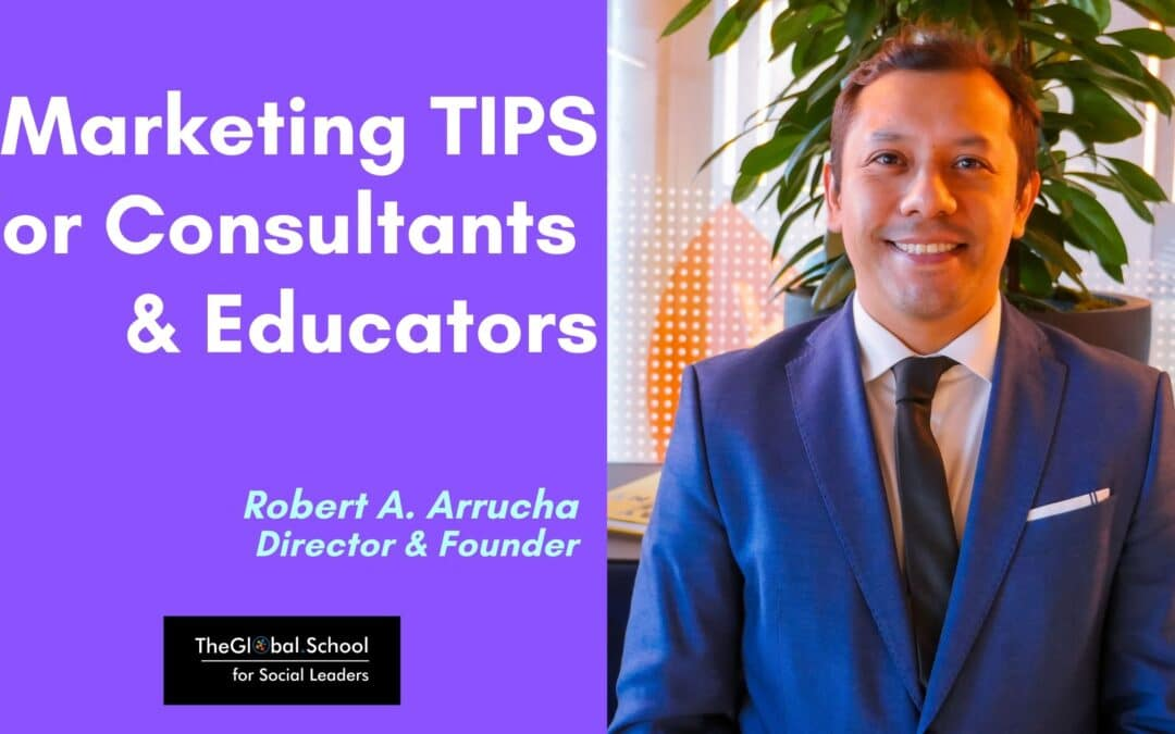 Tips for your Online Consulting & Academy