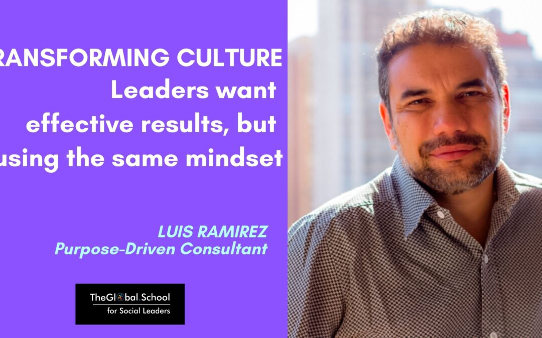 Cultural Transformation by Leaders