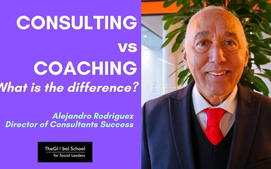 Consulting vs Coaching. Difference