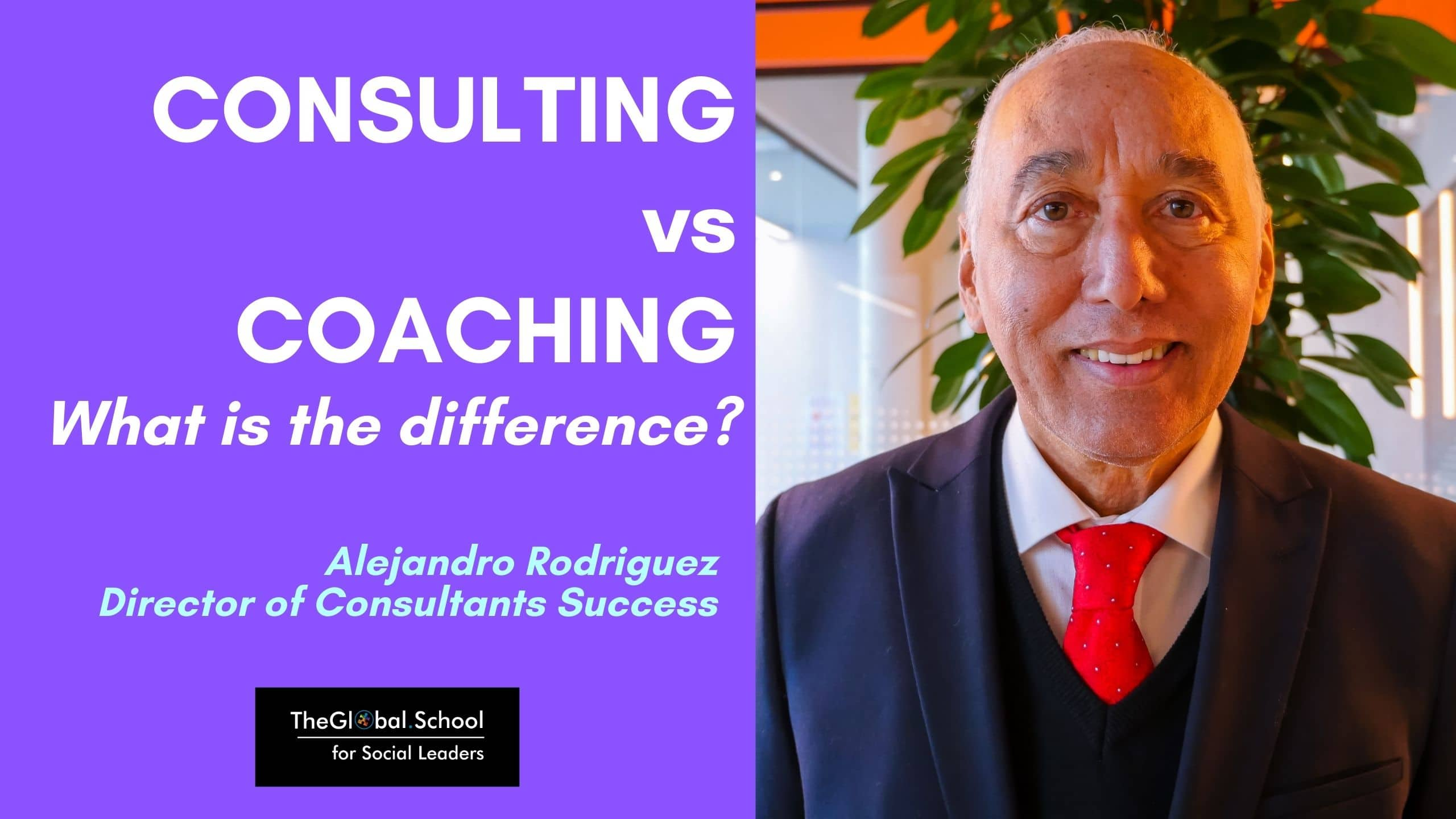 Consulting vs Coaching. Difference.
